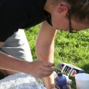 Fall Frenzy 2011:  Rockpainting