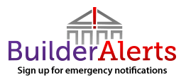 BuilderAlerts Sign-Up