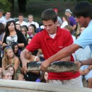 Fall Frenzy 2011:  Moundbuilding Ceremony