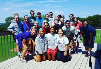 Ropes course 2016 team