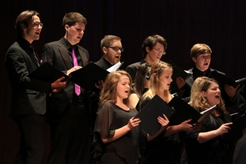 A Cappella Choir - Close-up