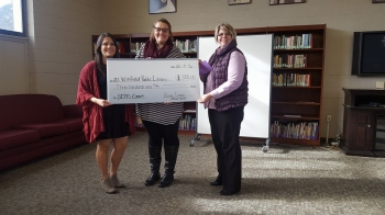 Winfield public library 2016 grant winenr