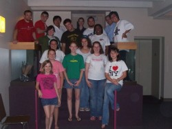 2008-2009 Discipleship Team Photo (JPG)