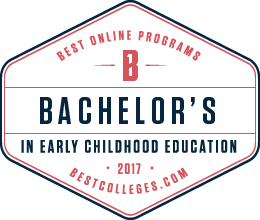 BestColleges.com Badge 2017