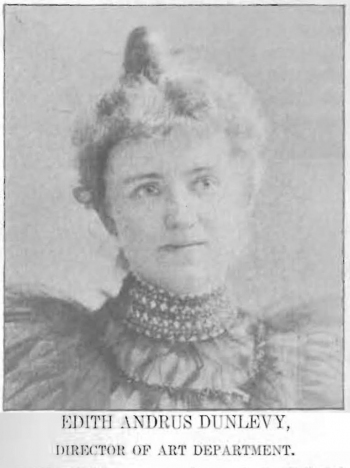 Edith Andrus Dunlevy