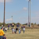 Homecoming 2011 Wind Turbine Dedication