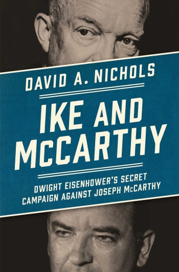 Ike and McCarthy Book Cover