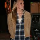 Homecoming 2011 Bonfire and Logan Mize Concert