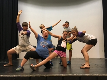 Improv Camp Group