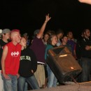 Homecoming 2011 Bonfire and Logan Mize Concert