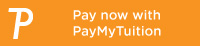 PayMyTuition Button