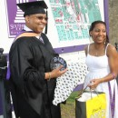 Graduate Hooding and Ceremony 2012