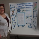 Poster presentation at William Newton Hospital