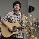 Caleb singing