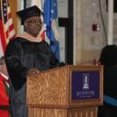 Graduate Hooding & Ceremony 2013