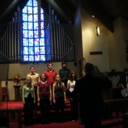 Keynotes at First Methodist Church Ark City