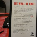 Wall of Hate