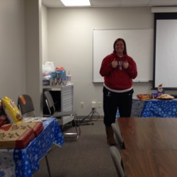 Psyc Club Holiday Party