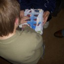 Giving Presents to Kids