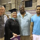 Graduate Hooding and Ceremony 2014
